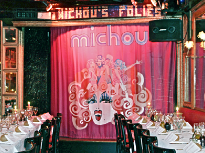 Chez Michou, Pigalle, Paris