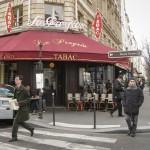 Le Progres, Paris