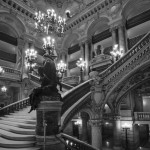 Palais Garnier opera house, grand staircase