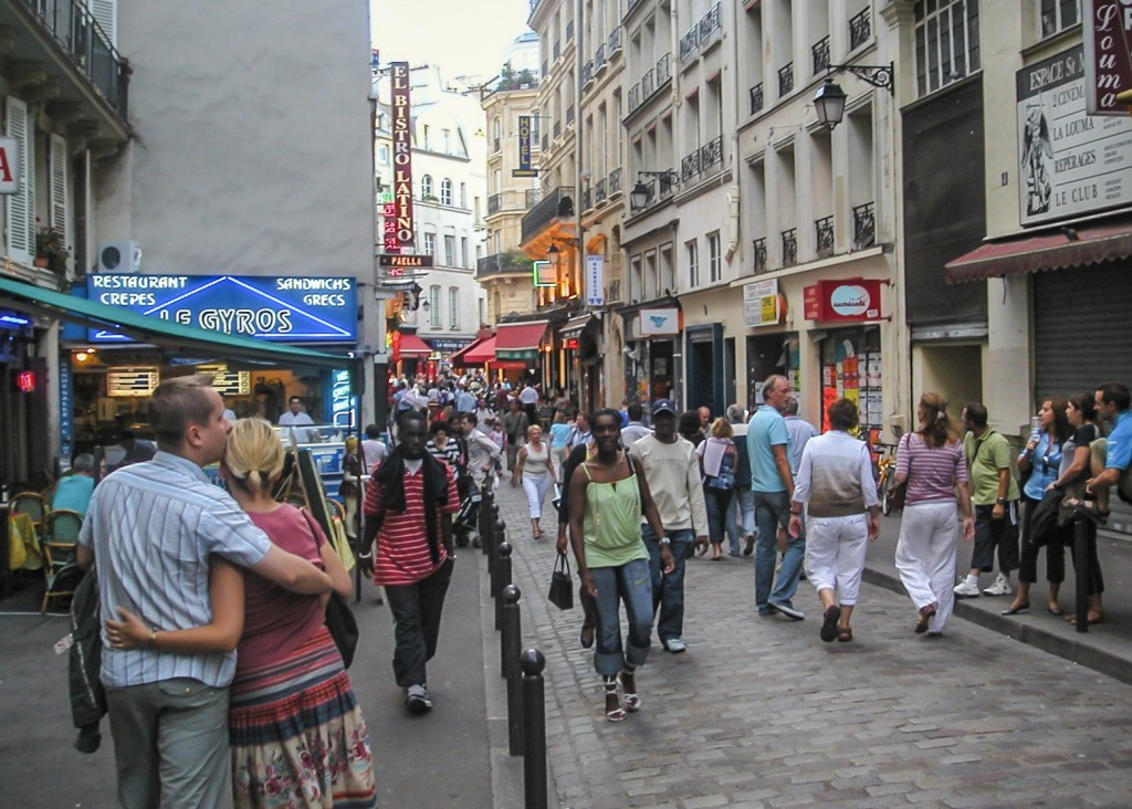 Photo of The Latin Quarter